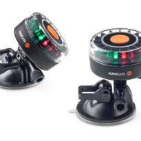 Navilight Tricolor 2NM w/Suction base
